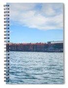Downbound At Mission Point 2 Spiral Notebook