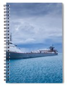 Downbound Spiral Notebook