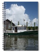Downeast Style Spiral Notebook