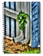 Downspout Spiral Notebook