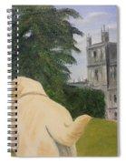 Downton Abbey Spiral Notebook