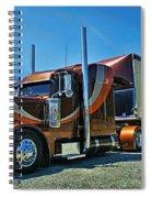 Downton's Transport Catr3117-13 Spiral Notebook