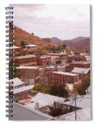 Downtown Bisbee Spiral Notebook
