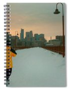 Downtown Minneapolis Spiral Notebook
