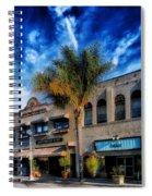 Downtown Ventura Spiral Notebook