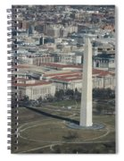 Downtown Washington Dc Spiral Notebook