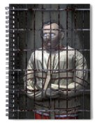 Dr. Lecter Restrained Spiral Notebook