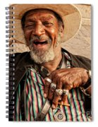 Dr. Luv New Orleans Spiral Notebook