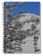 Dr Martin Luther King Jr Memorial Spiral Notebook