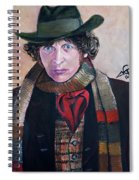 Dr Who #4 - Tom Baker Spiral Notebook