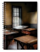 Draftsman - The Drafting Room Spiral Notebook
