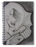 Drag'nass Designs 1 Spiral Notebook