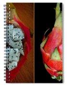Dragon Fruit Spiral Notebook