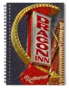 Dragon Inn Restaurant  Spiral Notebook