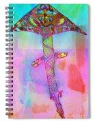 Dragon Kite Spiral Notebook