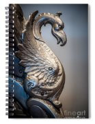 Dragon Right Spiral Notebook