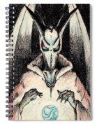 Dragon Sorceror Spiral Notebook