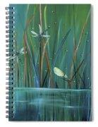Dragonfly Diner Spiral Notebook
