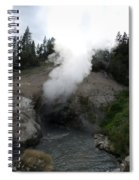 Dragon's Mouth Hot Spring Spiral Notebook