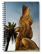 Drakon Spiral Notebook