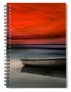 Drama Lake Spiral Notebook