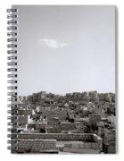 The City Of Jaisalmer Spiral Notebook