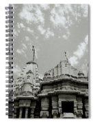 The Jain Temples Spiral Notebook
