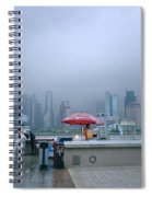 Dramatic Shanghai Spiral Notebook