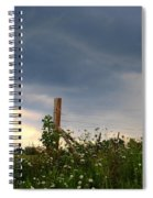 Dramatic Skies Spiral Notebook