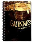 Draught  Spiral Notebook