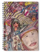 Drawings Spiral Notebook