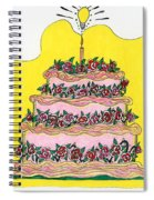 Dream Cake Spiral Notebook