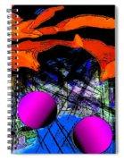 Dream City Spiral Notebook