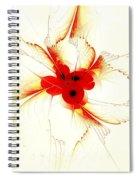Dream Flower Spiral Notebook
