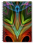 I Dream Flowers Spiral Notebook