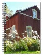 Dream Garage Spiral Notebook