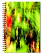 Dream Garden - 252 Spiral Notebook