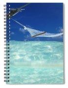 Dream Hammock. Spiral Notebook
