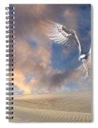 Dream Hawk Spiral Notebook