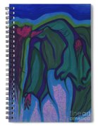 Dream In Color 1 By Jrr Spiral Notebook