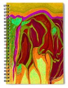 Dream In Color 2 Spiral Notebook