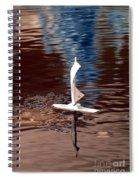 Dream Of Sailing Spiral Notebook