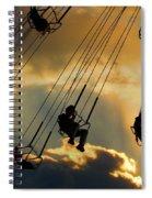 Dream On Spiral Notebook