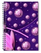 Dream On In Summertime Spiral Notebook