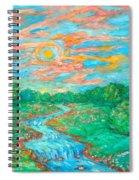 Dream River Spiral Notebook
