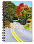 Dream Road Spiral Notebook