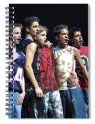 Dream Street Spiral Notebook