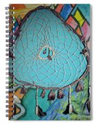 Dream Time Spiral Notebook