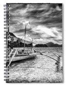 Dream Vacation Spiral Notebook