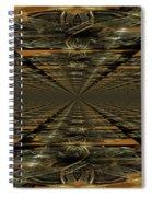Dream World Entrance Spiral Notebook